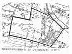 電気通信大学藤沢分校物語(10)同所藤沢市都市計画基本図